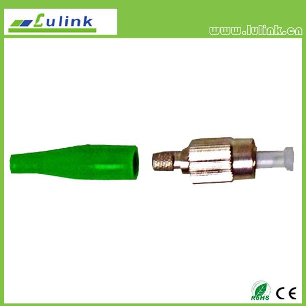 FC  Fiber Optic Connector,APC,SIMPLEX,0.9MM/2.0MM/3.0MM