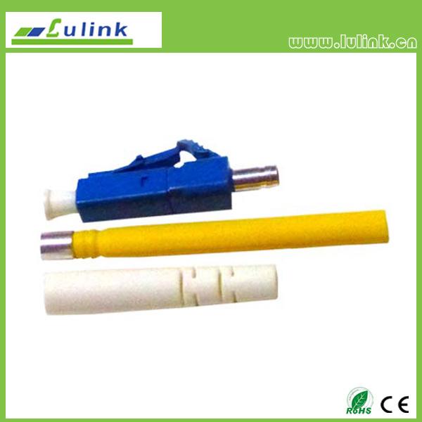 LC  Fiber Optic Connector,SM,SIMPLEX,0.9MM/2.0MM/3.0MM