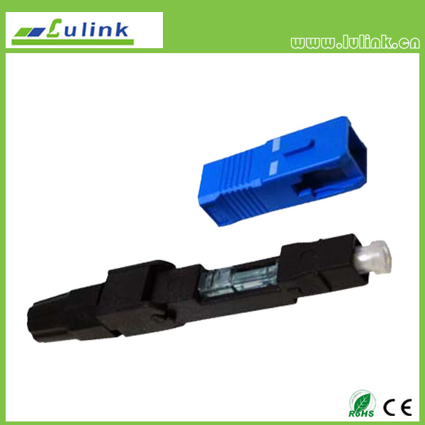 SC  Fiber Optic Connector,SM ,SIMPLEX,0.9MM/2.0MM/3.0MM