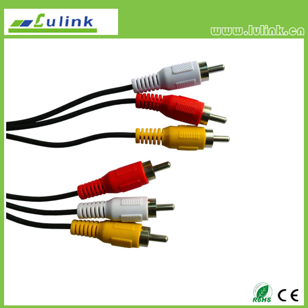 Video Component cable 3RCA to 3RCA