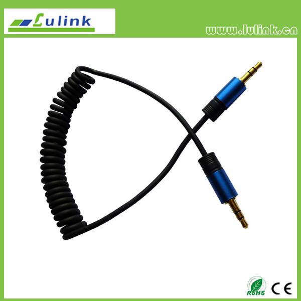3.5mm stereo plug-plug Cable