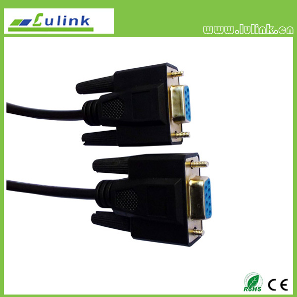 DB9 FEMALE TO DB9 FEMALE CABLE