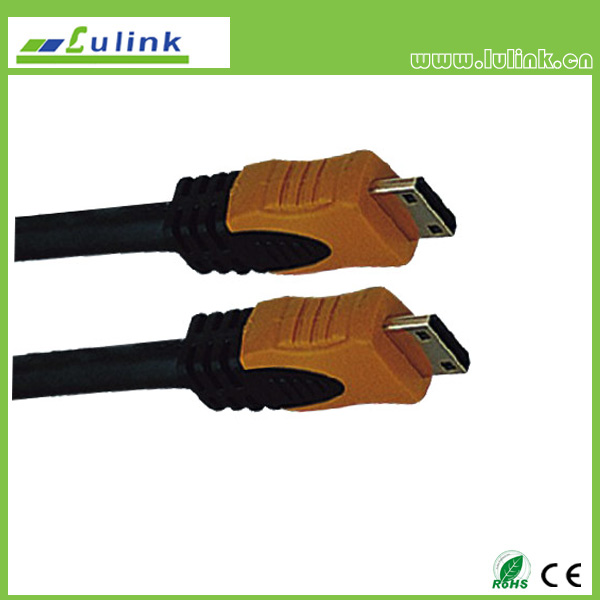 Mini type HDMI M to M Cable