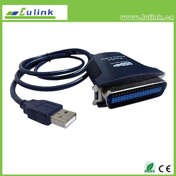 USB TO IEEE-1284 parallel port cable