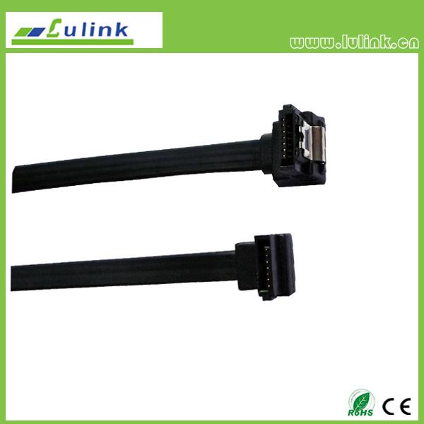 Serial ATA cable II , 90°angle