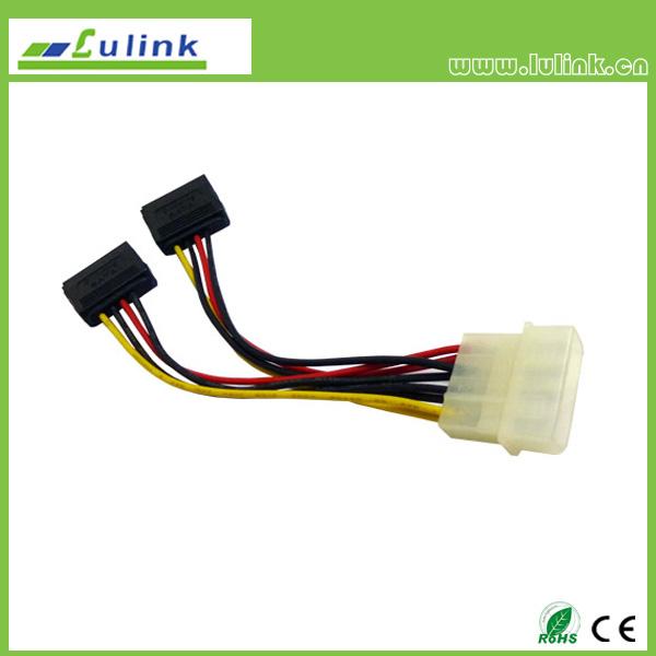 SATA power cord y type