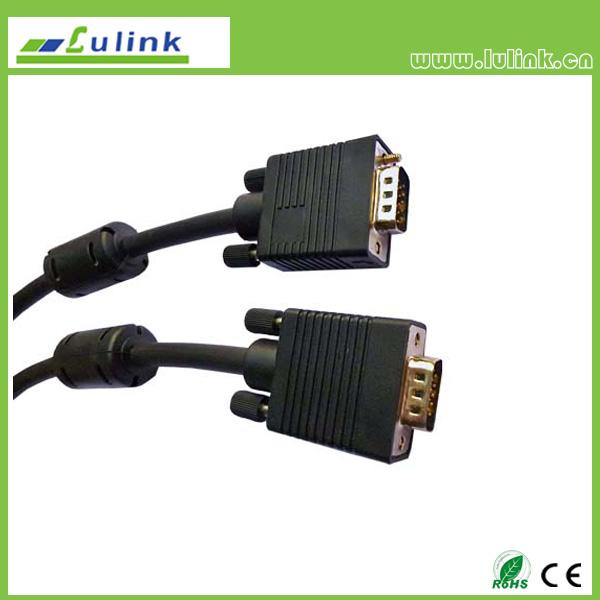 VGA Cable, 15P/15P