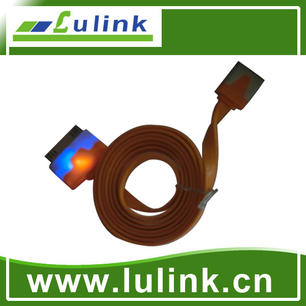 iPhone 4S lighting cable