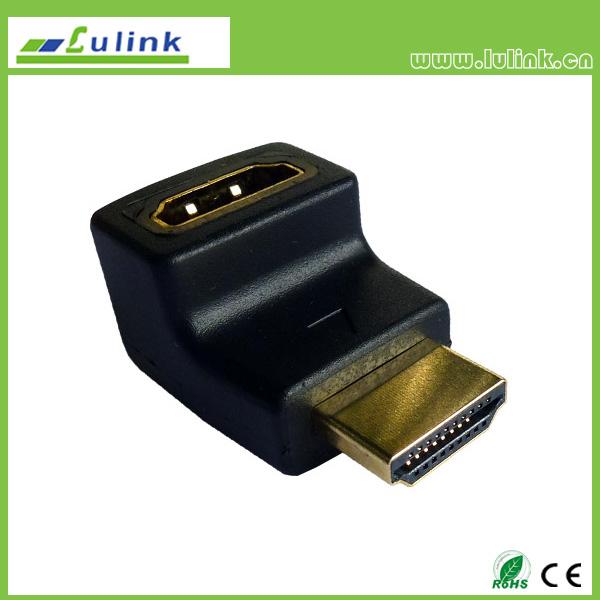270° HDMI 19P Female to HDMI Male  Adapter