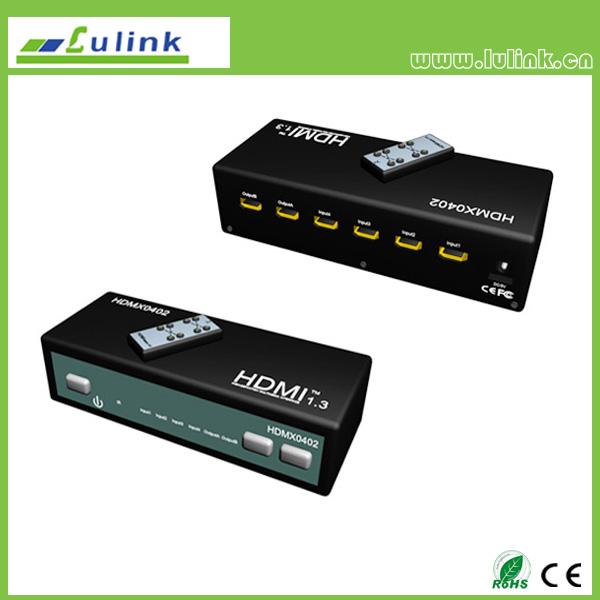 4*2  HDMI Converters
