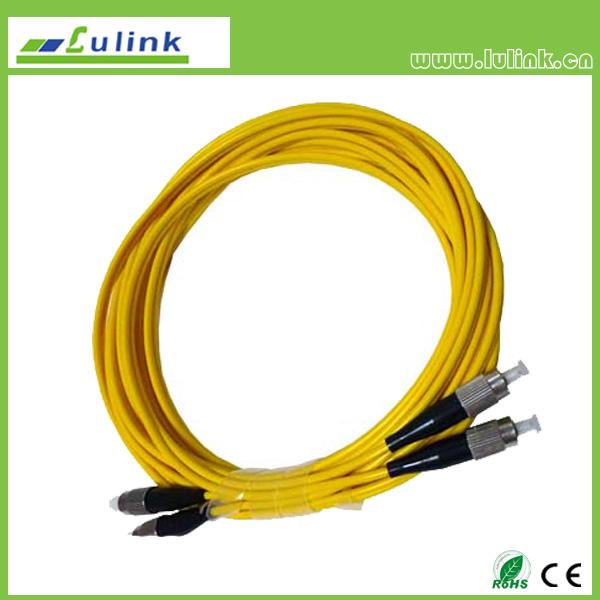LK03LCFC102    FC/UPC-LC/UPC Duplex Fiber Optic Patch Cord