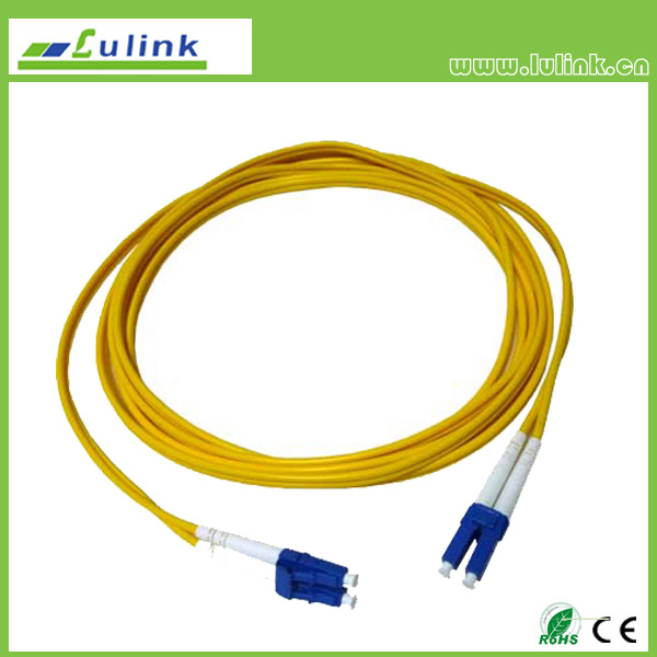 LK03LCLC102   LC/UPC-LC/UPC Duplex Fiber Optic Patch Cord