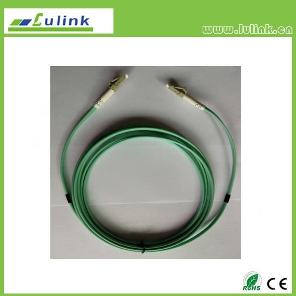 LK03LCLC402   LC/UPC-LC/UPC Duplex Fiber Optic Patch Cord