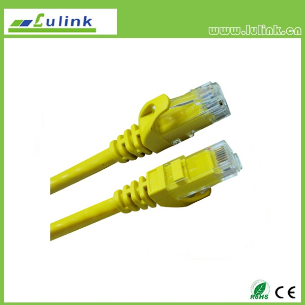 LK-U6PCCB001  PATCH CORD RJ 45 ‐ CAT.6 ‐ U/UTP
