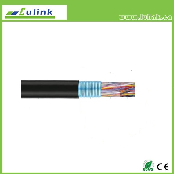 Copper telephone cable