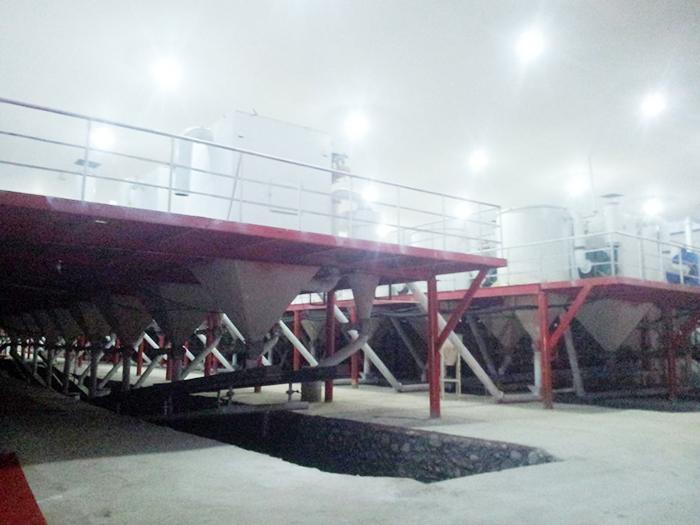 超细滑石粉生产线