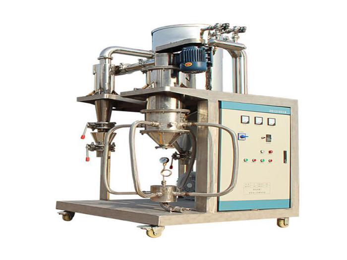 金刚石专用气流粉碎机专用整形设备