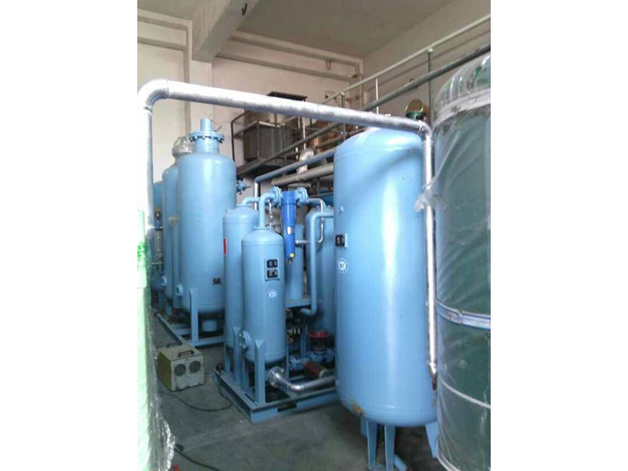 四川某氢氧化锂惰性气体保护气流粉碎机KFQDB-400