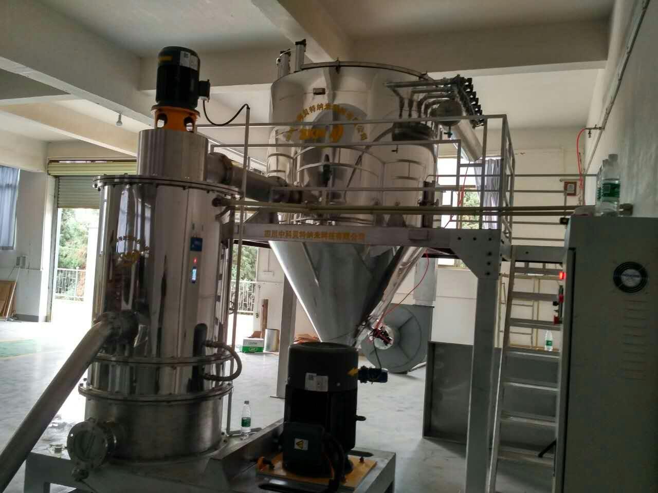机械式超微粉碎机系列-改进型冲击磨