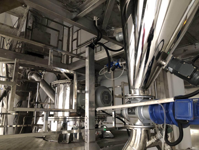 氢氧化锂惰性气体保护气流粉碎机