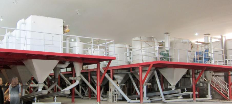 环保设备、除尘器设计、制造、安装