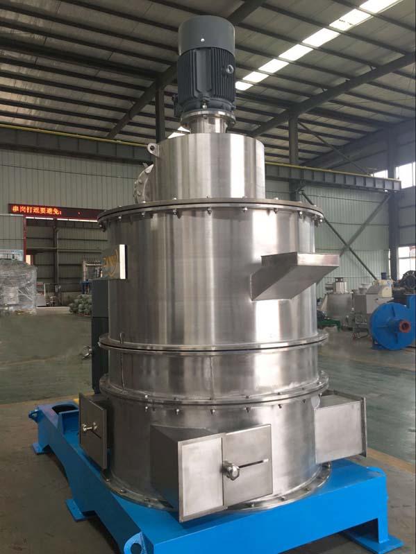 攀枝花某锂电材料无污染机械式超微粉碎机KFC-1250