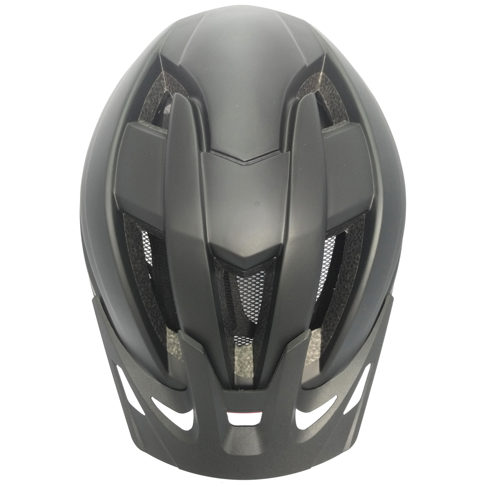 B3-15VL Bicycle Helmet with rear LED warning light