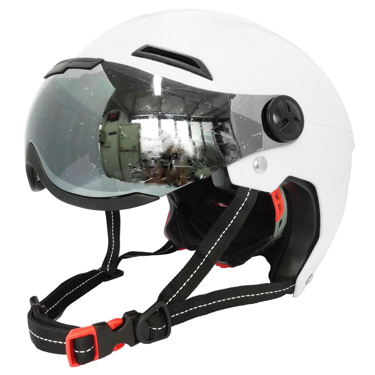 E1-12G E-Bike Helmet