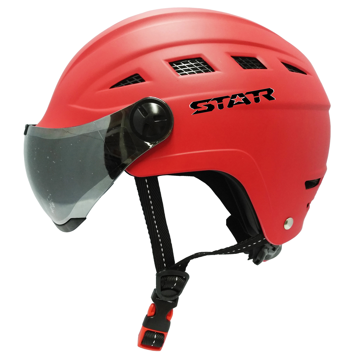 E1-16G E-Bike Helmet