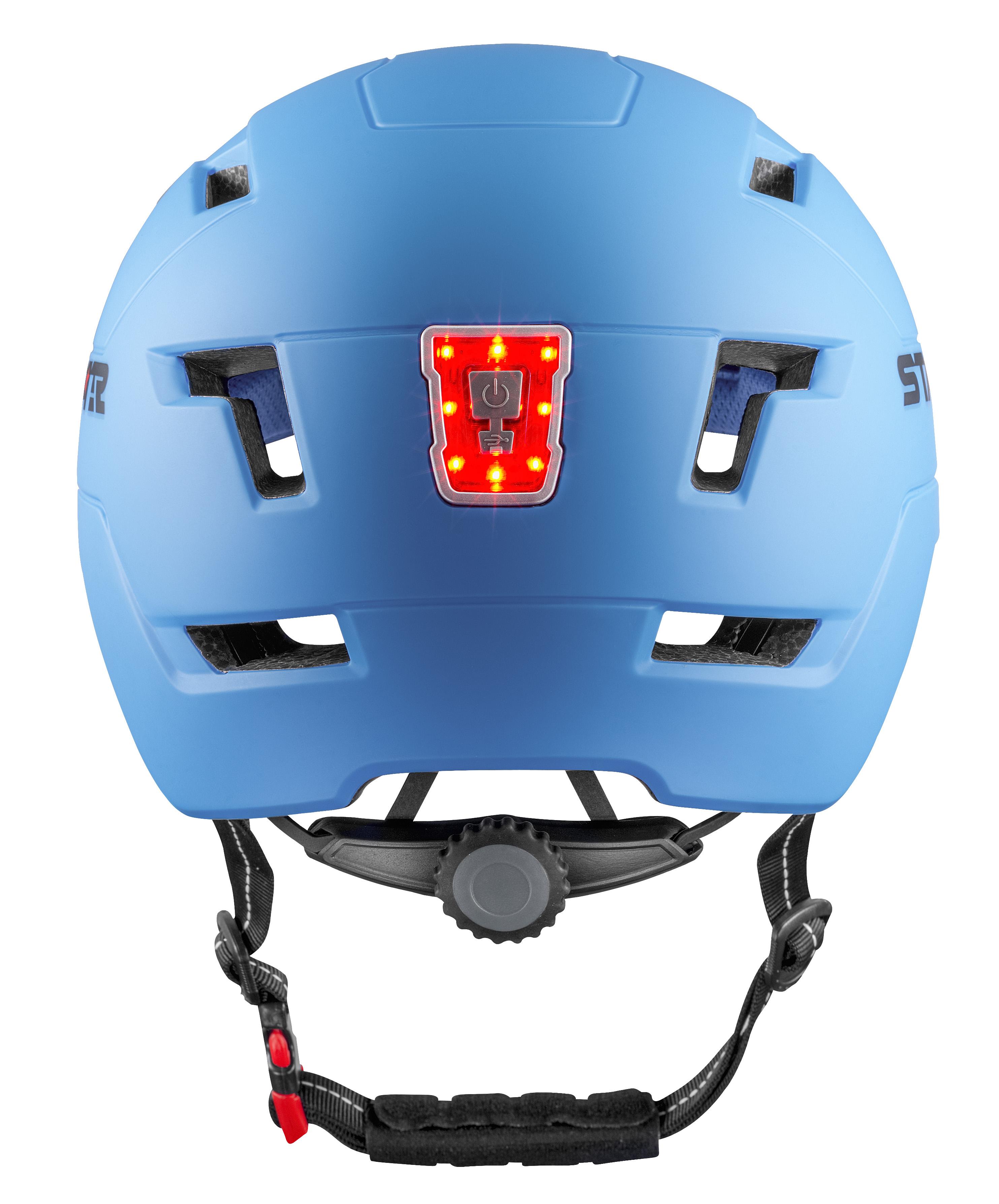 E3-10L E-Bike Helmet with LED lights