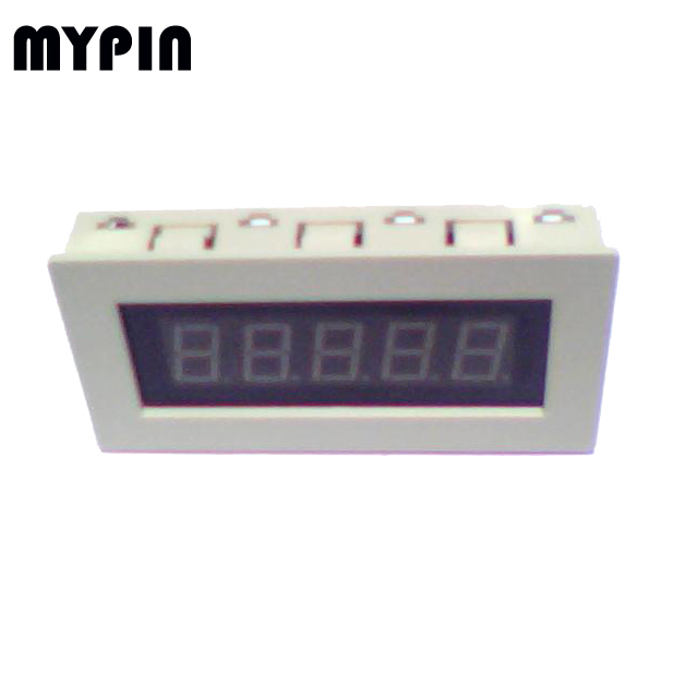 DM series amp/voltage panel meter