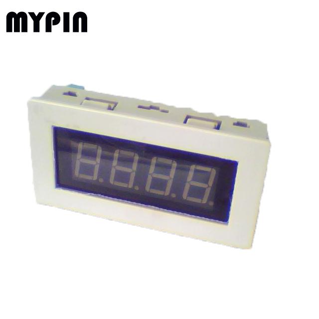DM series amp/voltage panel meter