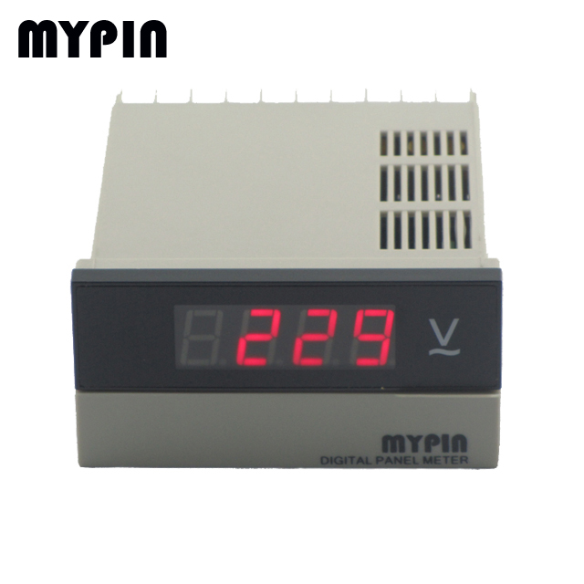 DK series 4 digits Ampere & Voltage indicator/controller
