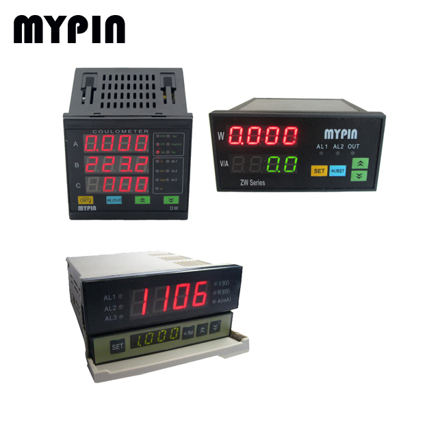 ZW series DC power meter / Coulometer