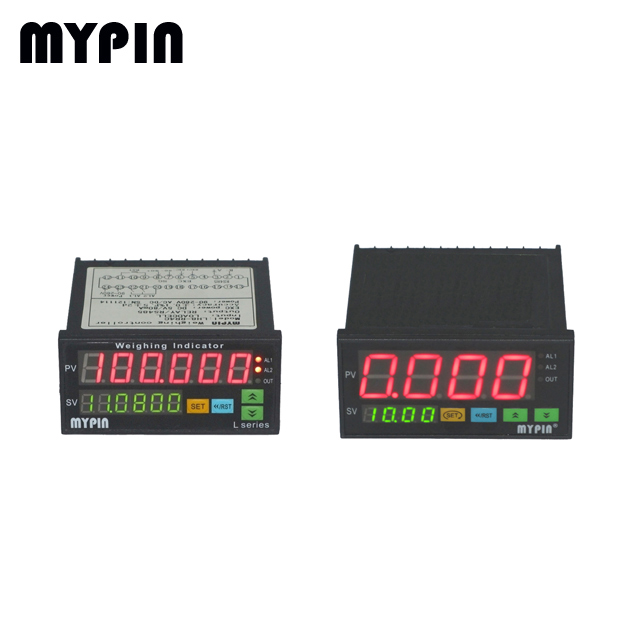 LC series peak/valley weight controller