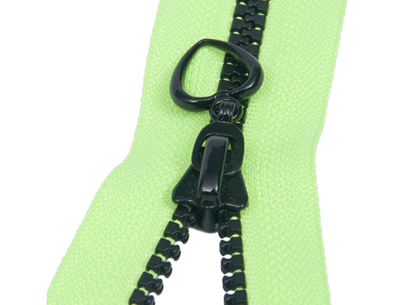 5# Injection Zipper - Contrast