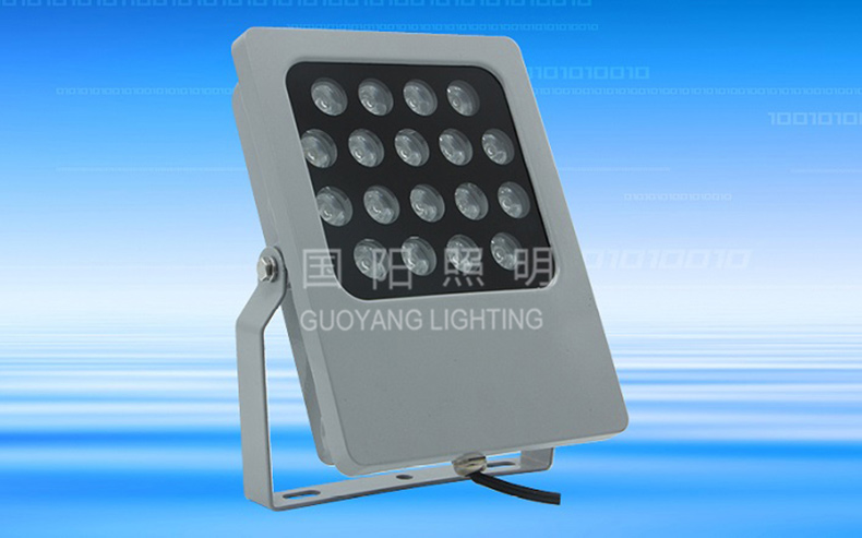LED新款投光灯