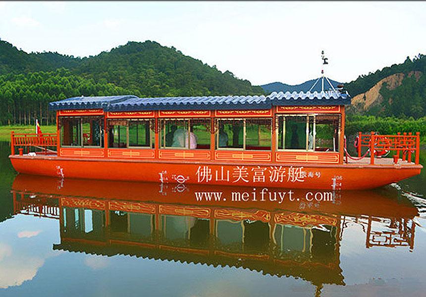 MF1390豪华画舫船