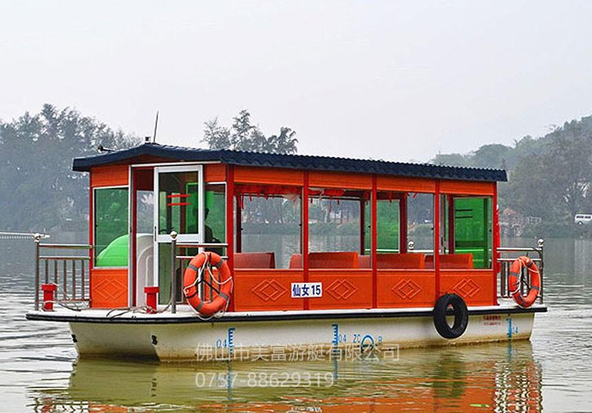 MF780画舫游览船