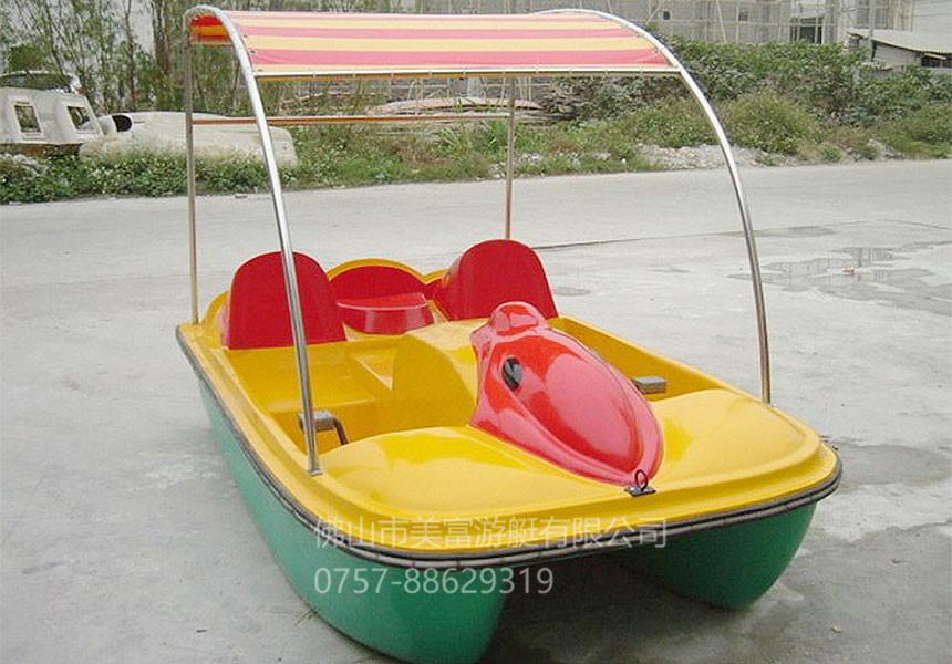 2-3人脚踏船B