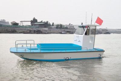 MF680环卫保洁船