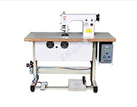 Ultrasonic radial lace machine