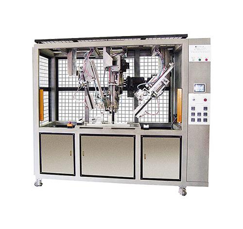 多头式热板焊接机