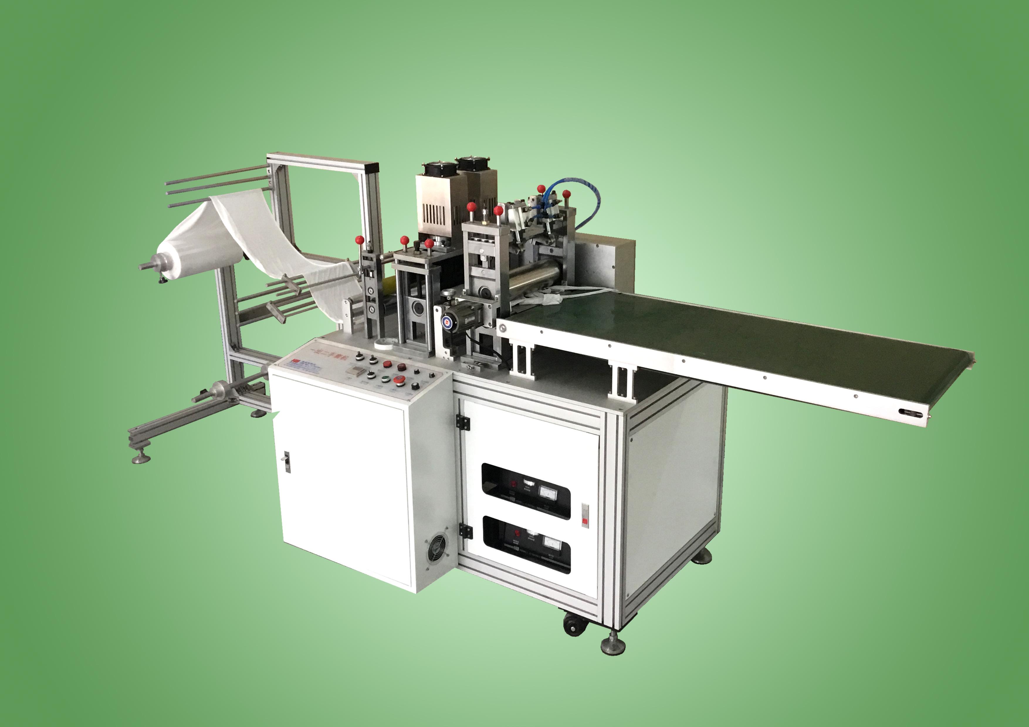 Nonwoven Glove Making Machine