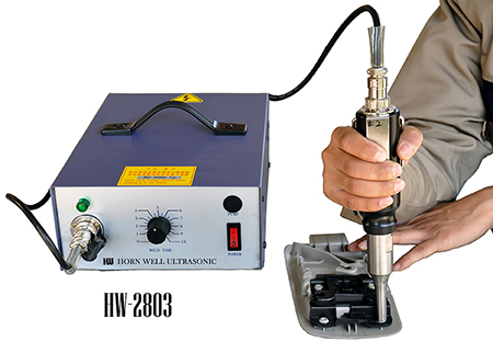 2803 Portable plastic welder