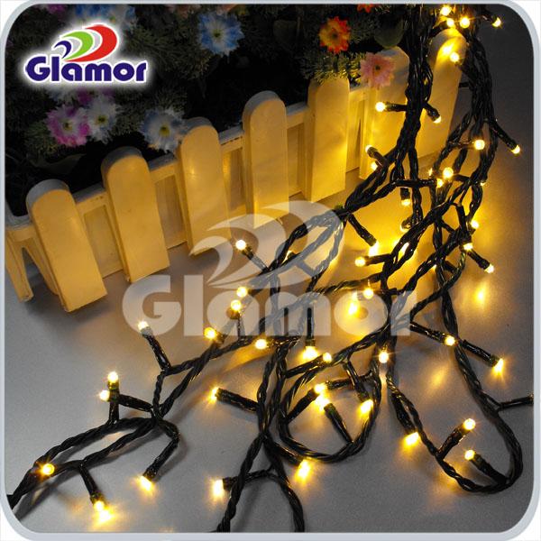 PVC线套管灯串10M-120