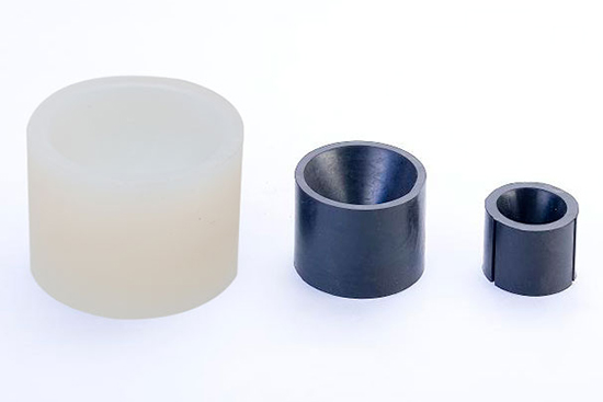 Rubber-end-cup