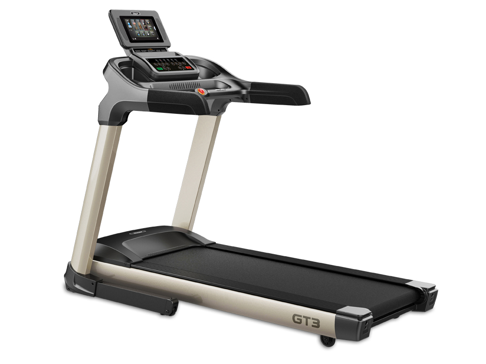 GT3A Android Light Commercial Motorized Treadmill