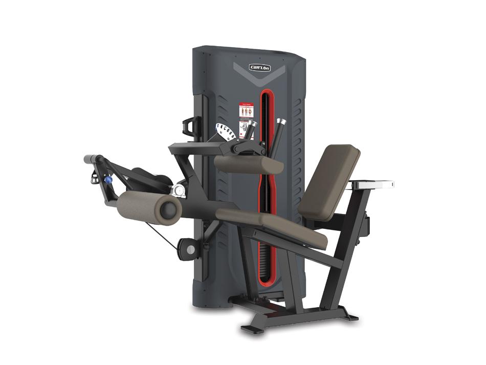 FA9014坐姿曲腿训练器