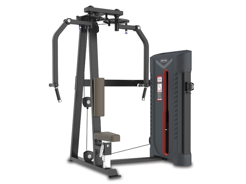 FA9002直臂夹胸训练器